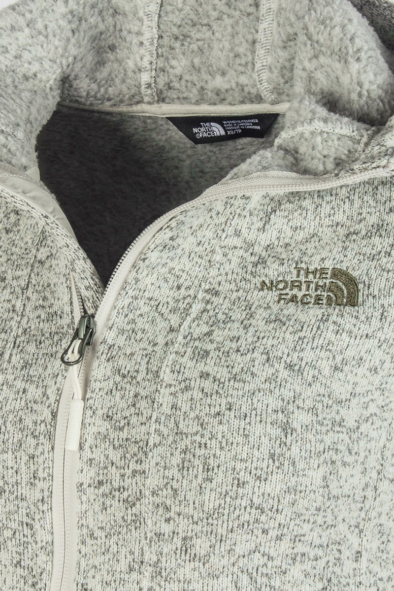 Куртка North face W Crescent Parka Vintage Whte Hr. Фото N5