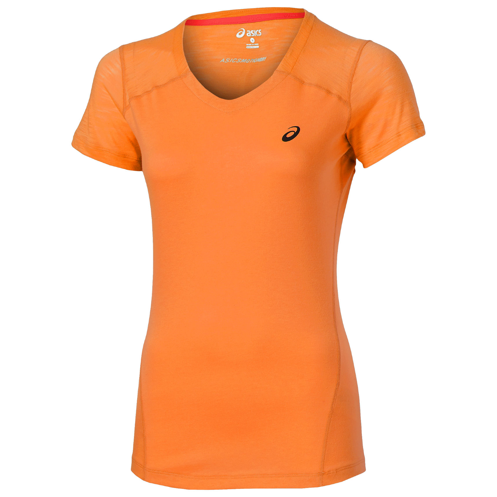 Футболка Asics fuzeXV-NECK SS TOP