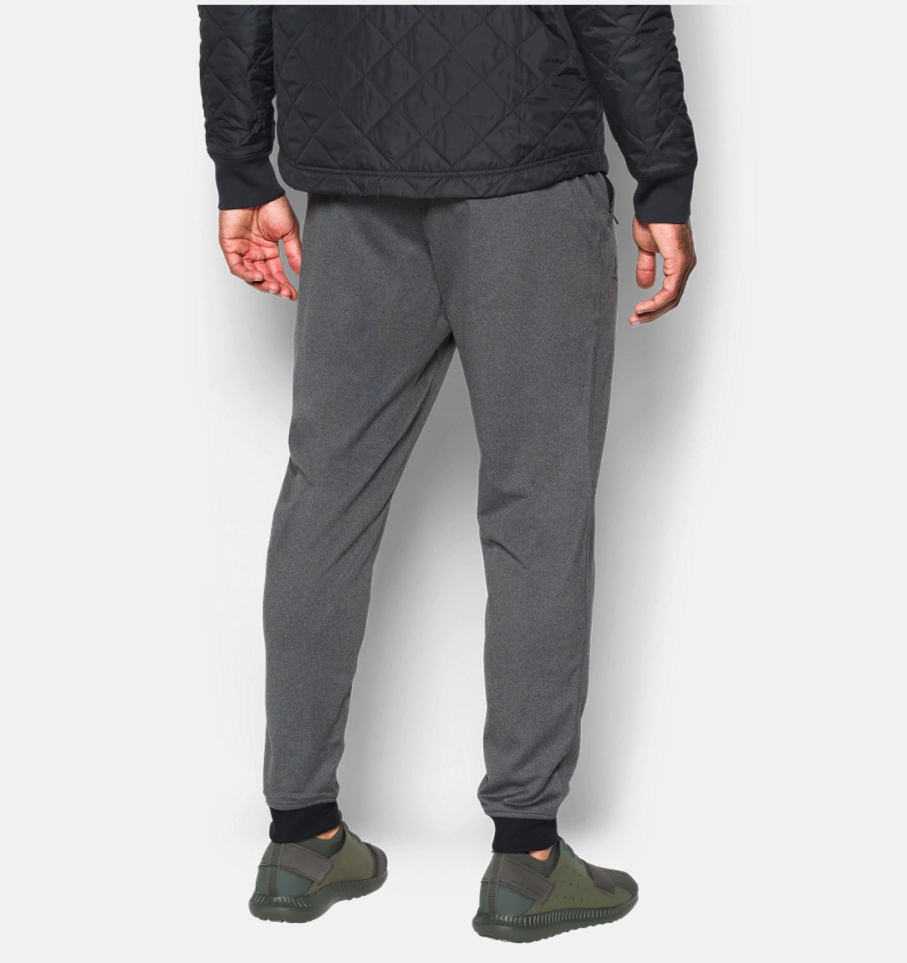 Брюки Under armour Sportstyle Joggers Cf Knit. Фото N3