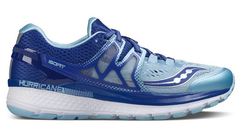 Кроссовки Saucony HURRICANE ISO3 Womens low shoes