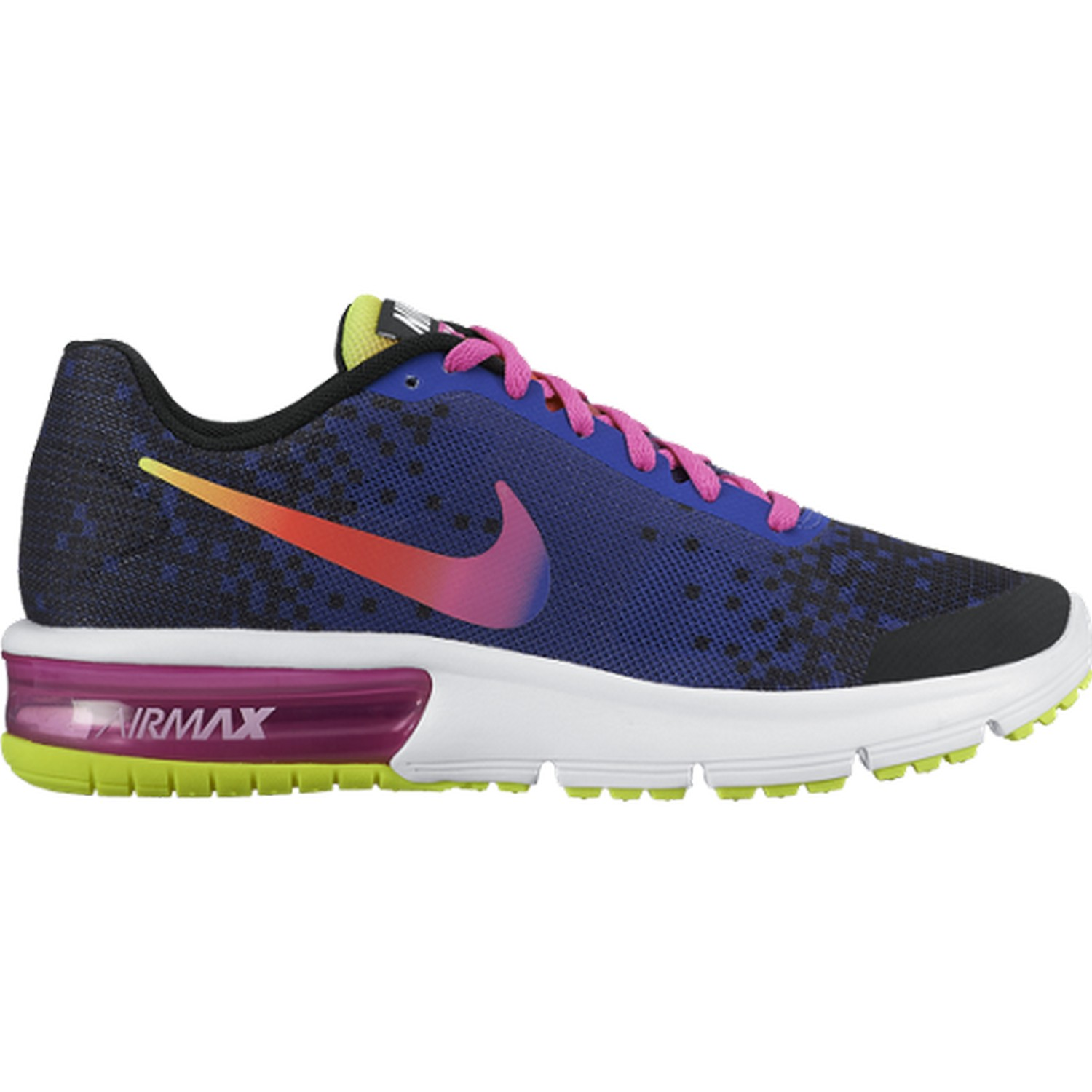 Кроссовки Nike AIR MAX SEQUENT PRINT (GS)