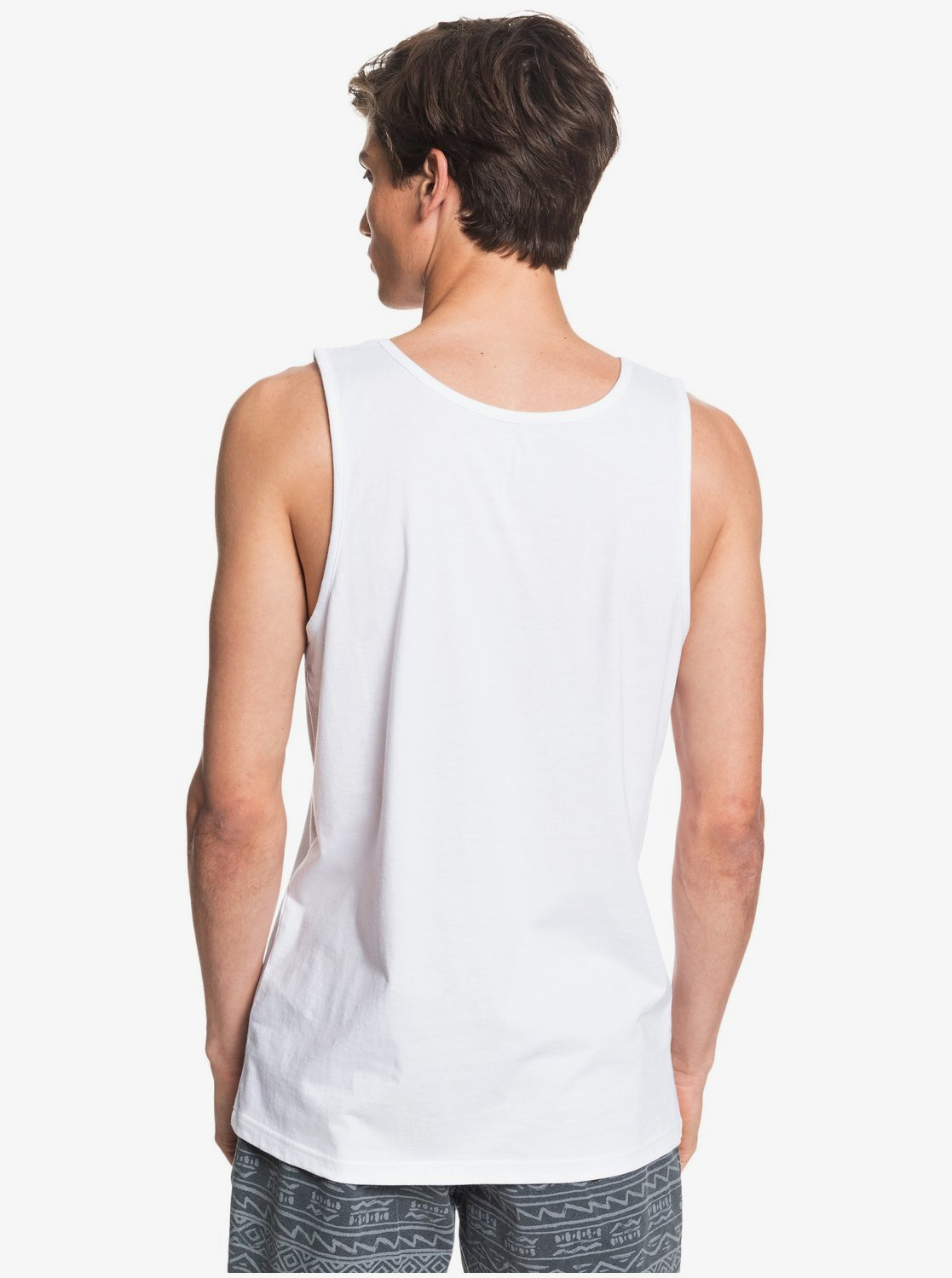 Майка мужская QUIKSILVER DRIFT AWAY White. Фото N2