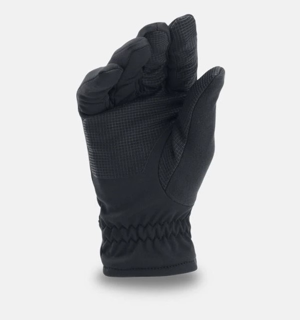 Перчатки Under armour Mens Threadborne Run Glove. Фото N2
