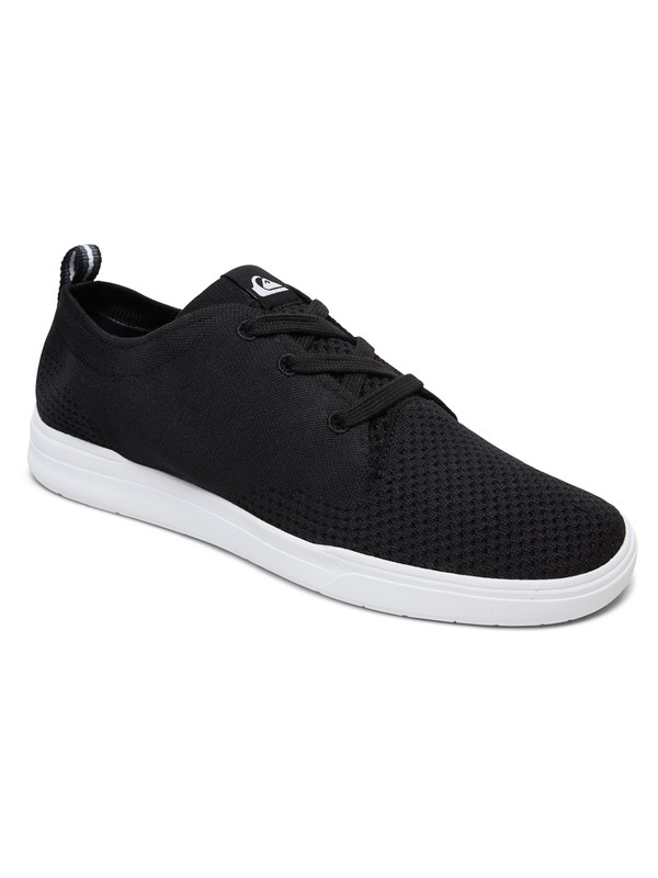 Кроссовки мужские Quiksilver Shorebreak Stretch Black. Фото N2