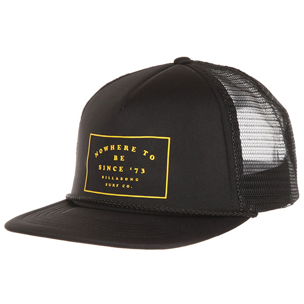 Кепка BILLABONG Upgrade Trucker BlackGold