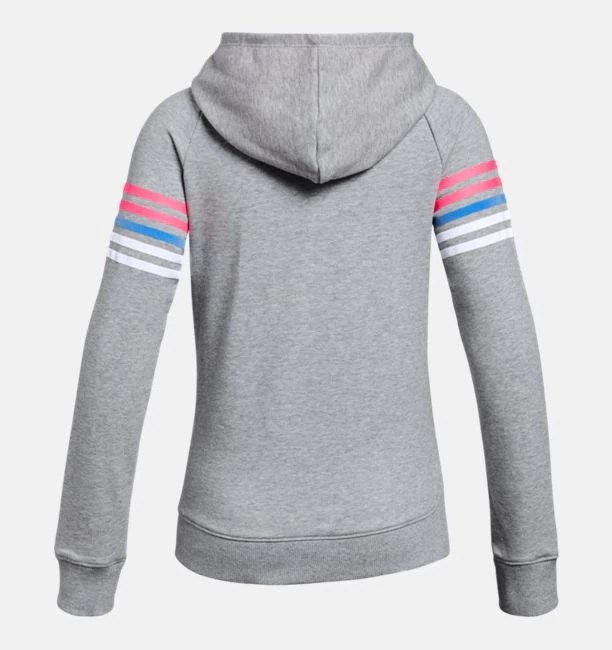 Джемпер Under armour Favorite Terry Hoody. Фото N2