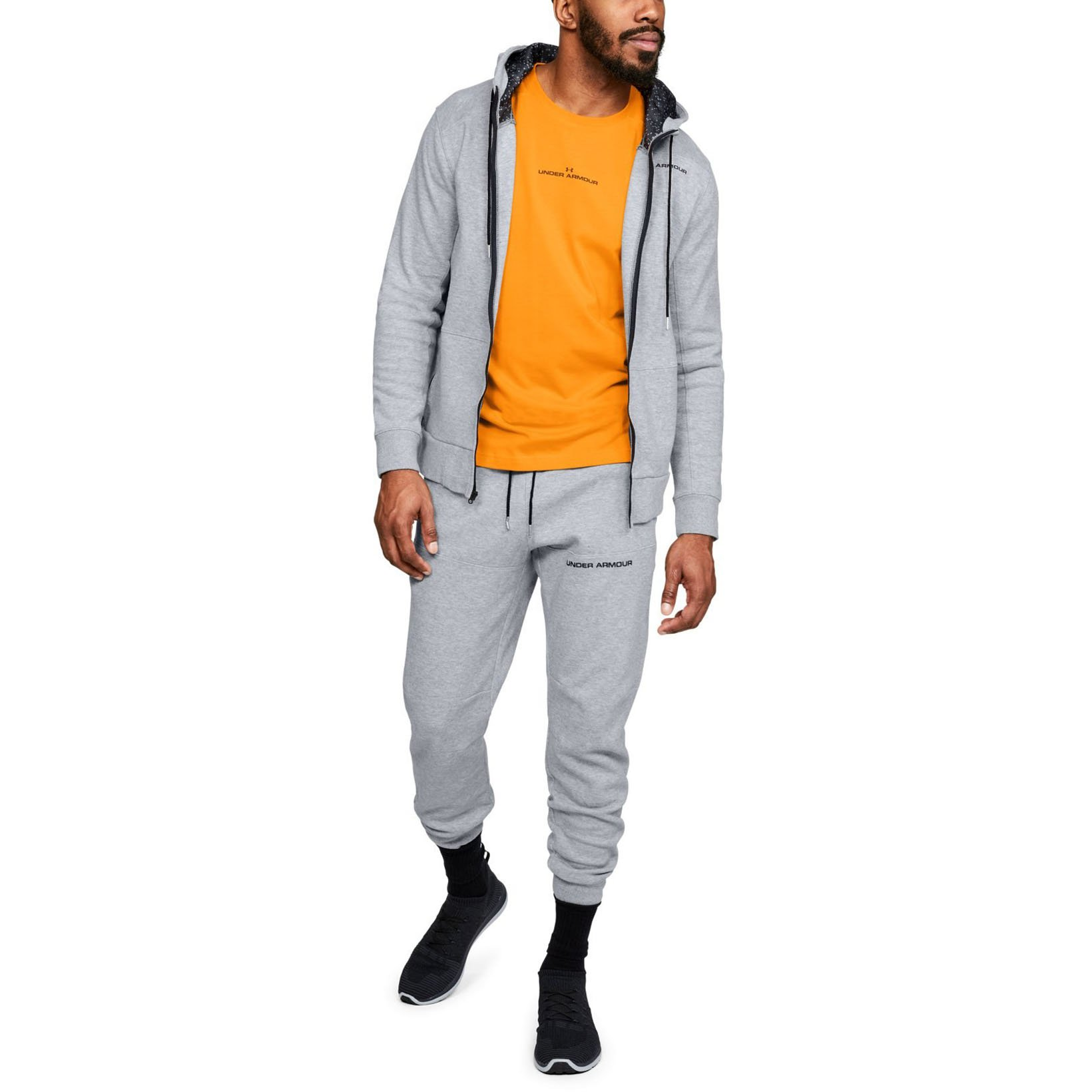 Брюки Under armour Pursuit Btb Jogger Knit Cf. Фото N2