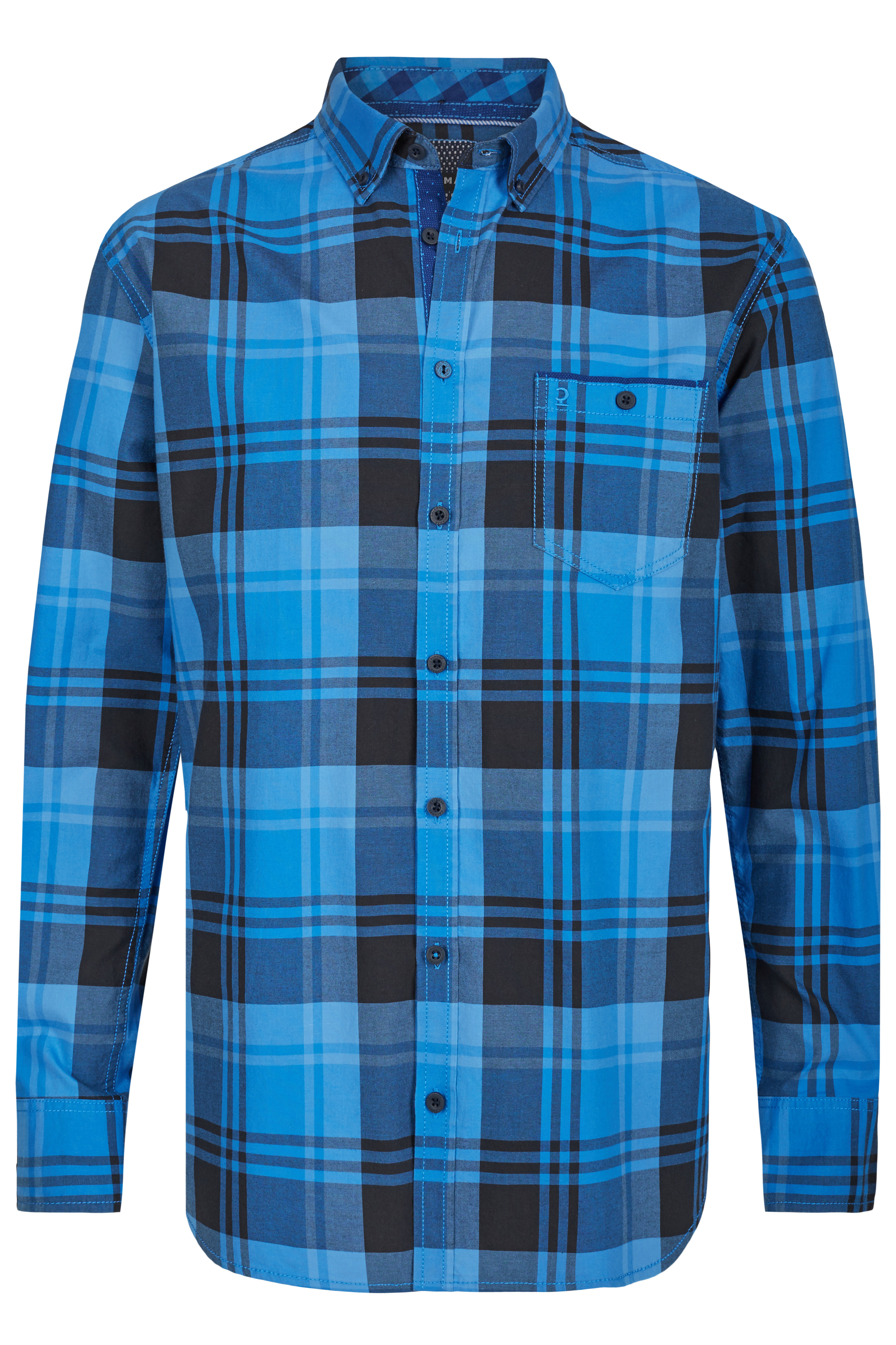 Рубашка Calamar LARGE PLAID
