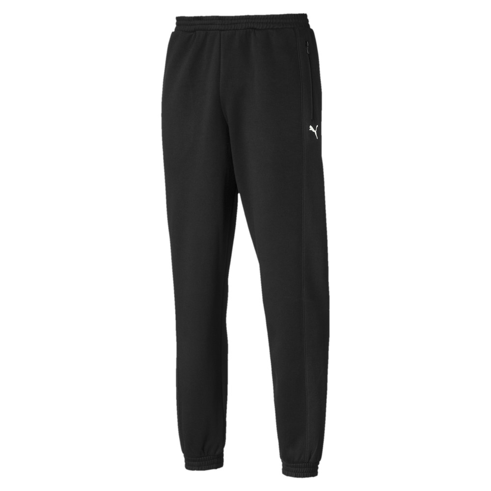 Брюки мужские PUMA FERRARI SF SWEAT PANTS Black