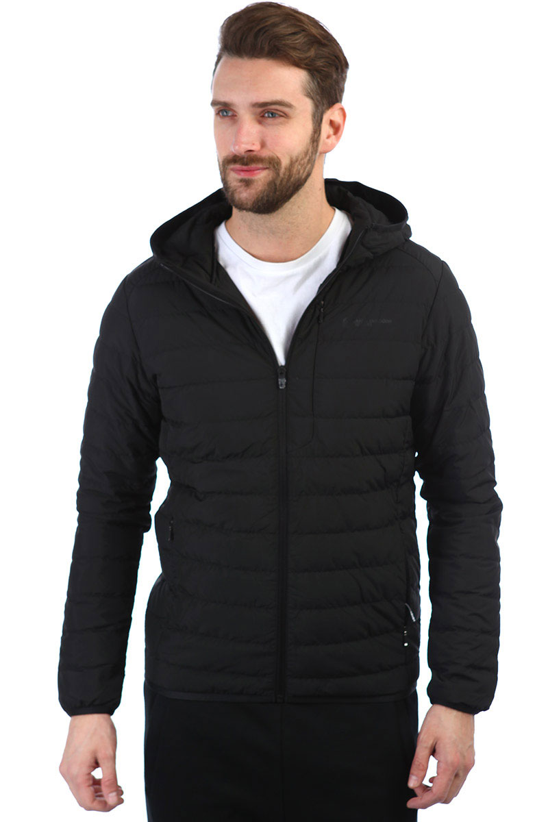 Куртка мужская Anta Urban Outdoor A-Proof Rain Hooded Black
