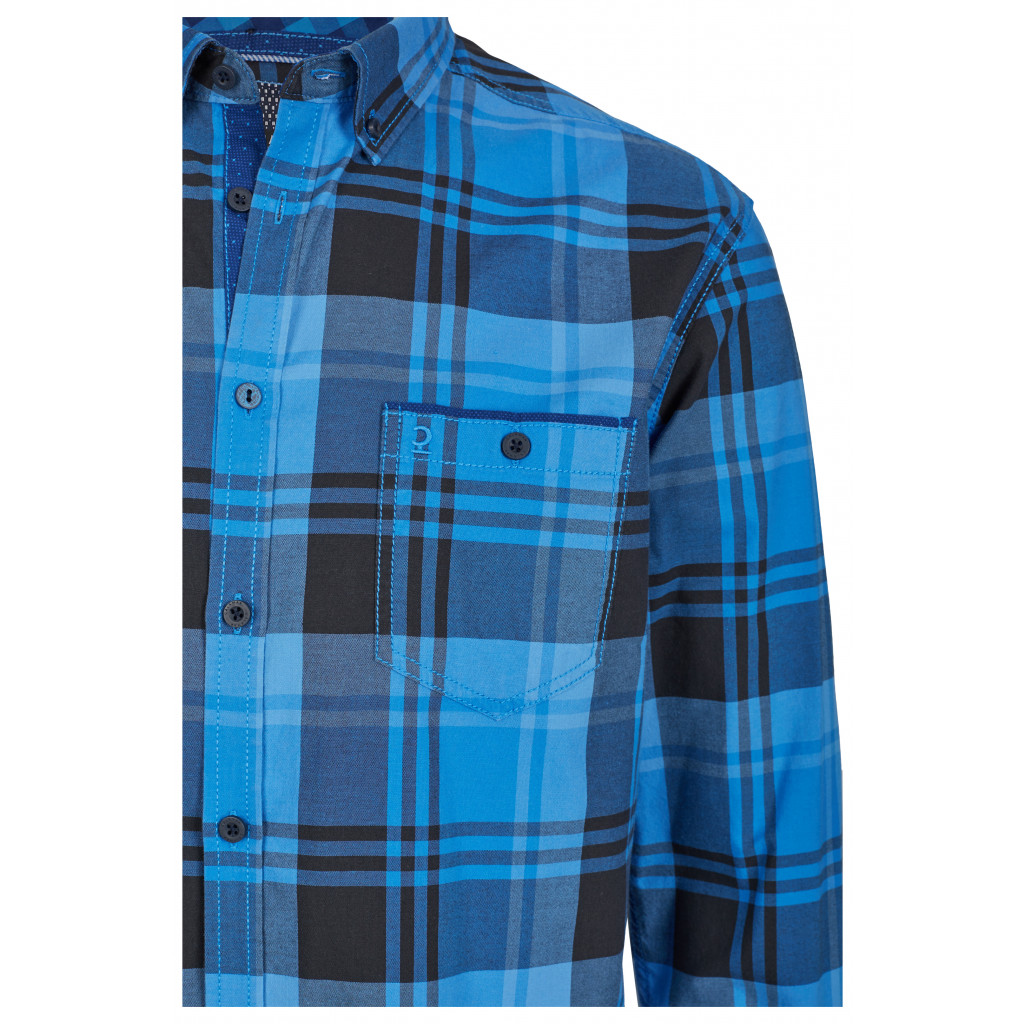 Рубашка Calamar LARGE PLAID. Фото N3