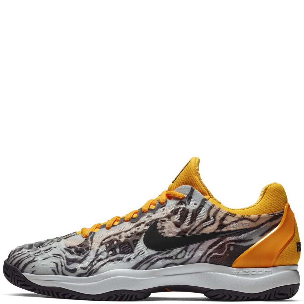 Кроссовки Nike MenS Zoom Cage 3 Tennis Shoe. Фото N2