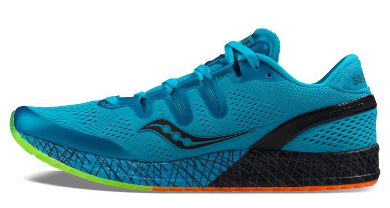 Кроссовки Saucony FREEDOM Mens low shoes. Фото N2