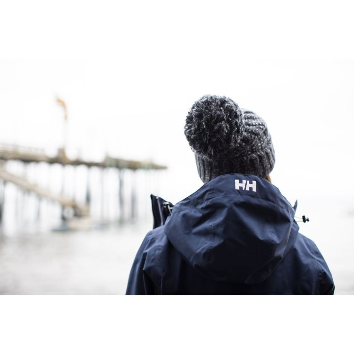 Куртка Helly hansen W LONG BELFAST WINTER JACKET. Фото N4