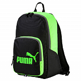 Рюкзак Puma Phase Backpack Green Gecko- Bla