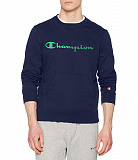 Джемпер Champion Crewneck Sweatshirt ((MNB) синий XL)