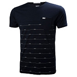 Футболка Helly hansen Fjord T-Shirt