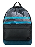 Рюкзак мужской Quiksilver Everyday Poster 25L blue