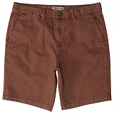 Шорты мужские BILLABONG New Order Wave Wash Rust Brown