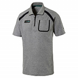 Поло Puma MAMGP Polo Medium Gray Heather