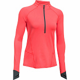Лонгслив Under armour Run True  Zip LS
