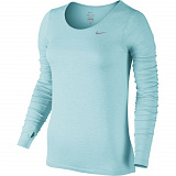 Джемпер Nike DRI-FIT KNIT LONG-SLEEVE