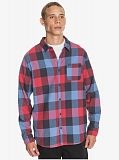 Рубашка мужская QUIKSILVER Motherfly Flannel Parisian Night
