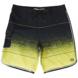Шорты мужские BILLABONG 73 Stripe Pro Neon Yellow