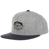 Кепка Element Trekker Cap Grey Heather