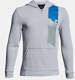 Джемпер Under armour Threadborne FT 14 Zip Hood