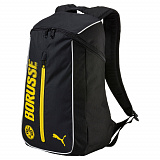 Рюкзак Puma BVB Fanwear Backpack Cyber Yellow- B