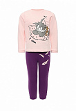Костюм Puma FUN Tom  Jerry Jogger pink dogwood-impe