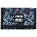 Кошелек BILLABONG Atom Wallet Navy Coral