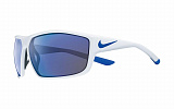 Очки Nike vision Ignition R WhiteDark Concord (линзы - Grey WMl Violet Flash Lens)