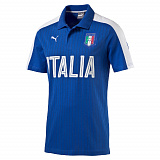 Поло Puma FIGC Italia Fanwear Polo team power blue