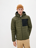 Куртка мужская BILLABONG JOURNEY PUFFER Green