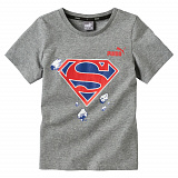 Футболка Puma STYLE Superman Tee Medium Gray Heather