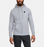 Джемпер Under armour Rival Fleece Fz Hoody