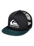 Кепка мужская Quiksilver Foamslay black