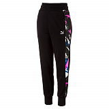 Брюки Puma Archive Logo T7 Sweat Pant Cotton Black