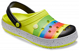 САБО Crocband Color-Burst Clog