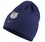 Шапка Nike FCB TRAINING BEANIE CRESTED