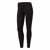 Женские тайтсы Adidas Response Long Tight Black