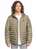 Куртка мужская QUIKSILVER Scaly With a Hood Green