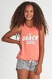 Майка детская BILLABONG Beach Idea Sunkissed Coral