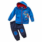 Костюм Puma Sesame Hooded Jogger Royal