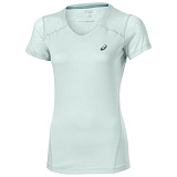 Футболка Asics fuzeXTaV-NECK SS TOP майка