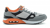 Кроссовки мужские Anta For Training Grey With Orange Sole