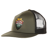 Кепка Element EA Trucker Cap Olive Drab