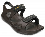 Сандалии мужские Crocs Swiftwater River Espresso Black